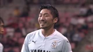2017年7月1日(土)に行われた明治安田生命J1リーグ 第17節 新潟vs磐...