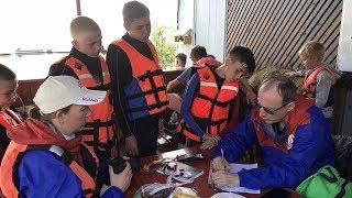 Юные салдинцы приняли участие в первенстве Нижнего Тагила по парусным гонкам
