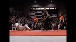 Karate Kid 1984 - Pelea final del torneo