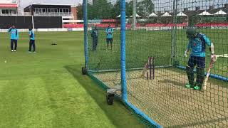 Big hitting practice by MUSHFIQUR. VC: BCB