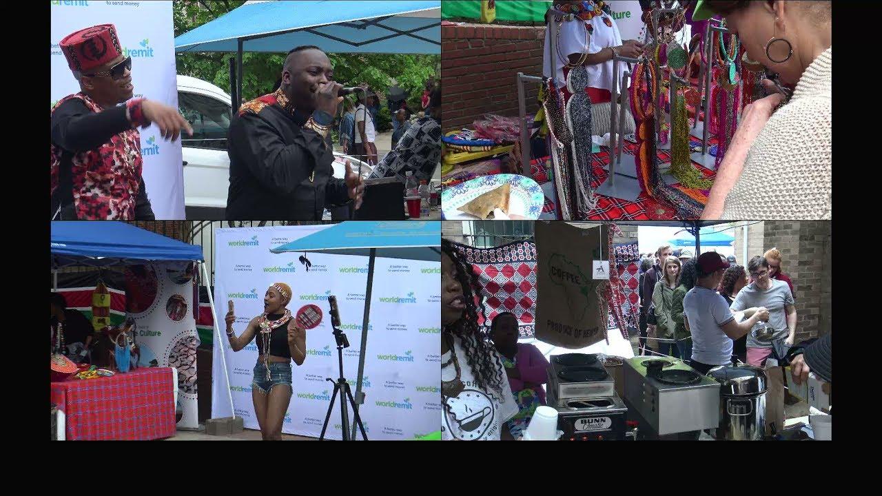 2018 Passport DC: Kenya - Around The World Embassy Tour Event