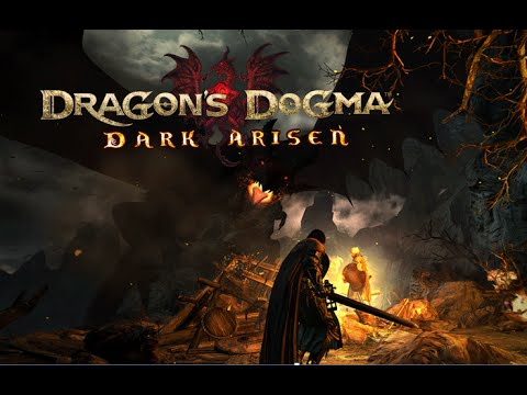 Dragon's Dogma: Dark Arisen PC footage (not final build)