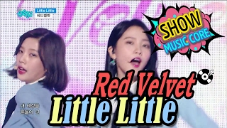 Video [Comeback Stage] RED VELVET - Little Little, 레드벨벳 - 리틀 리틀 Show Music core 20170204 download MP3, 3GP, MP4, WEBM, AVI, FLV Agustus 2017