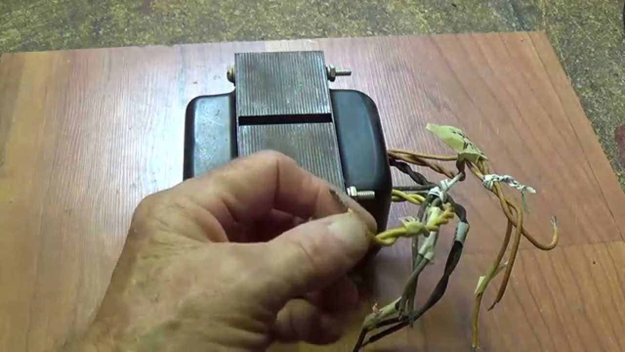 How To Identify Amplifier Power Transformer Leads Youtube Color Coded 22 Gauge Wires