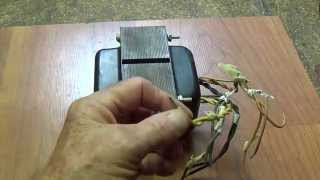 How to Identify Amplifier Power Transformer Leads
