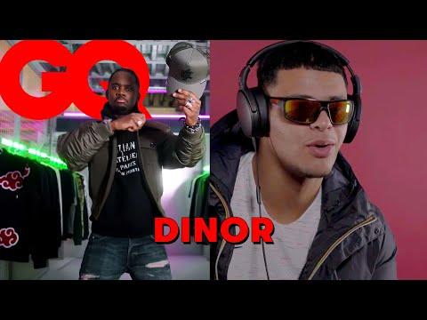 Youtube: Dinor juge le rap français: PNL, Ninho, Sadek…   GQ