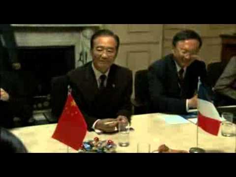 Bilateral Meeting China France