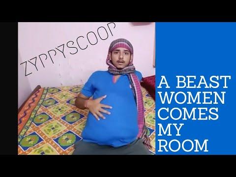 When A BEAST Women Enter My Power House👊👊👊 ZyppyScoop# 