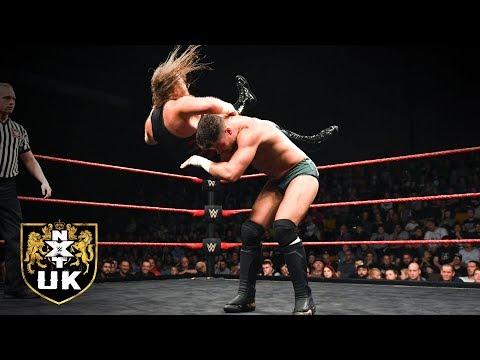 """Jordan Devlin vs. """"Wild Boar"""" Mike Hitchman: NXT UK, Dec. 19, 2018"""