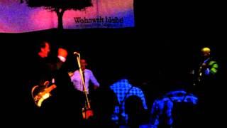 The Movement Revolutionary Sympathies 30.07.2011 Germany, Wohnwelt -- Wunstorf