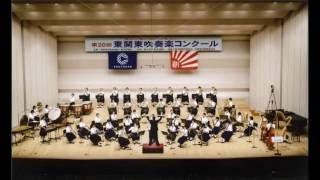 吹奏楽のための風景詩「陽が昇るとき」(14年:松戸第一中学校)
