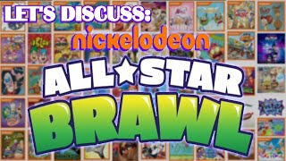 Let's Discuss: Nickelodeon All Star Brawl