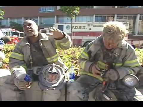 9/11 Firefighters Tell How Bombs Were Going Off In The Lobby Of World Trade Center 1