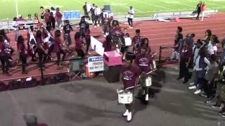 """Heritage High School """"Marching Storm"""" Tunnel 2016"""