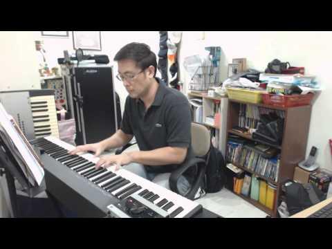 Jay Chou's wedding song - 周杰倫為婚禮寫的配樂 - piano cover,mp3 & Free Sheet by Hou Yean Cha