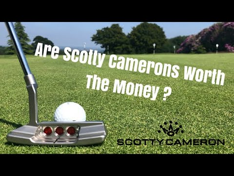 Scotty Cameron Putters - Why Are They So Expensive? & Are They Worth The  Money?!