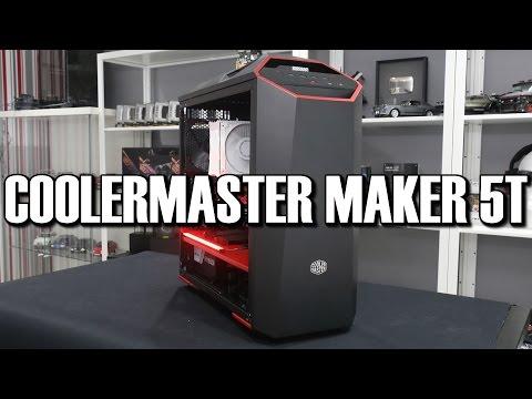 Coolermaster Master Case Maker 5T Review