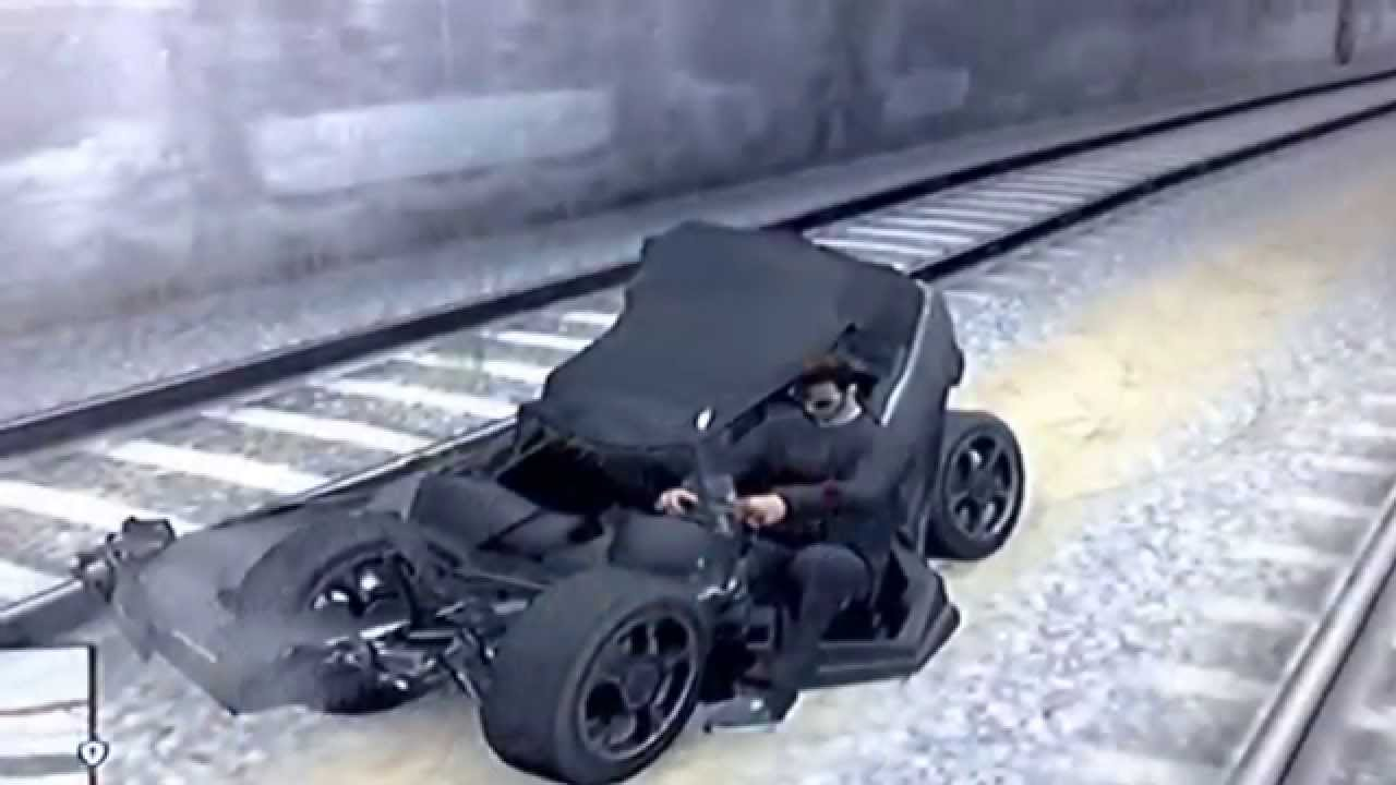 gta 5 wrecked cars