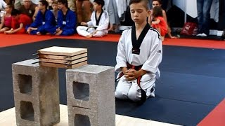 Ayden Soares - BLACK BELT!