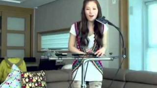 Lady Gaga - Poker Face by kim yeo hee.mp4