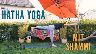 Hatha Yoga mit Shammi