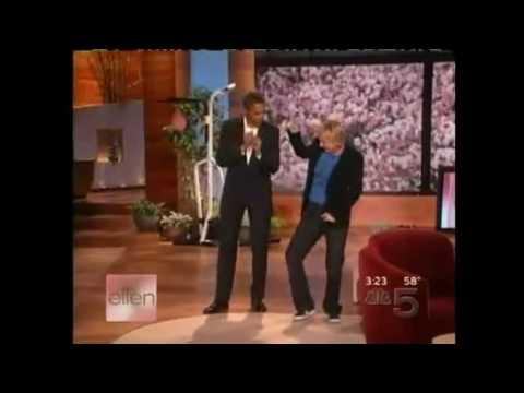 Обама танцует в прямом эфире.mp4