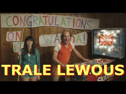 Skittles Pinball Machine Winner!