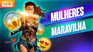 ESPECIAL: MULHERES-MARAVILHA