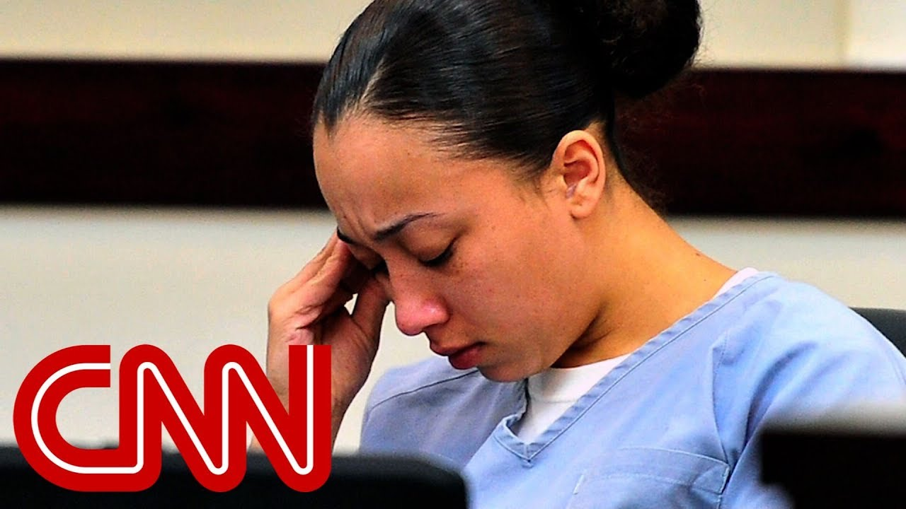 Pictures Of Cyntoia Brown >> Social media reignites Cyntoia Brown murder case - YouTube