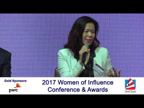 WOI Conference 2017 - Top executives in Hong Kong weigh in on disruption