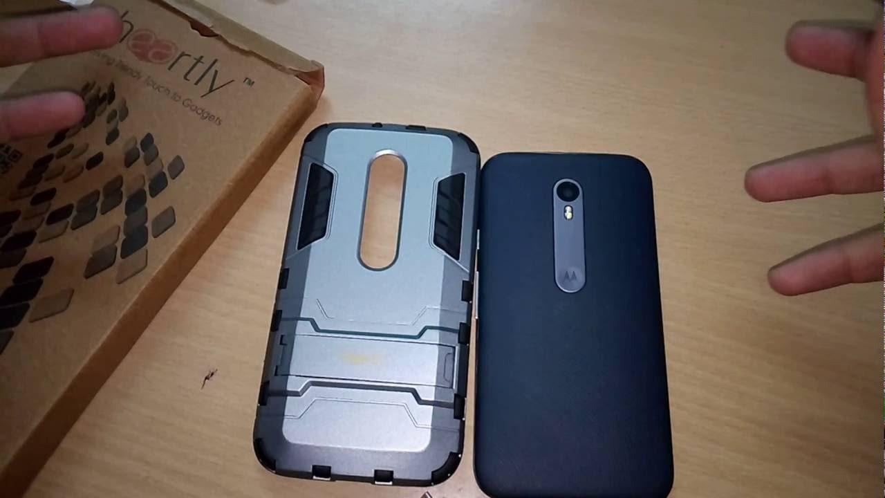 factory price 501a1 0b3f6 Moto G3 / Moto G Turbo Armor Case