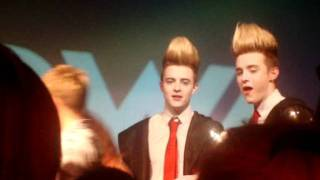 jedward potters leisure resort meet and greet 24th july 2011 part 2