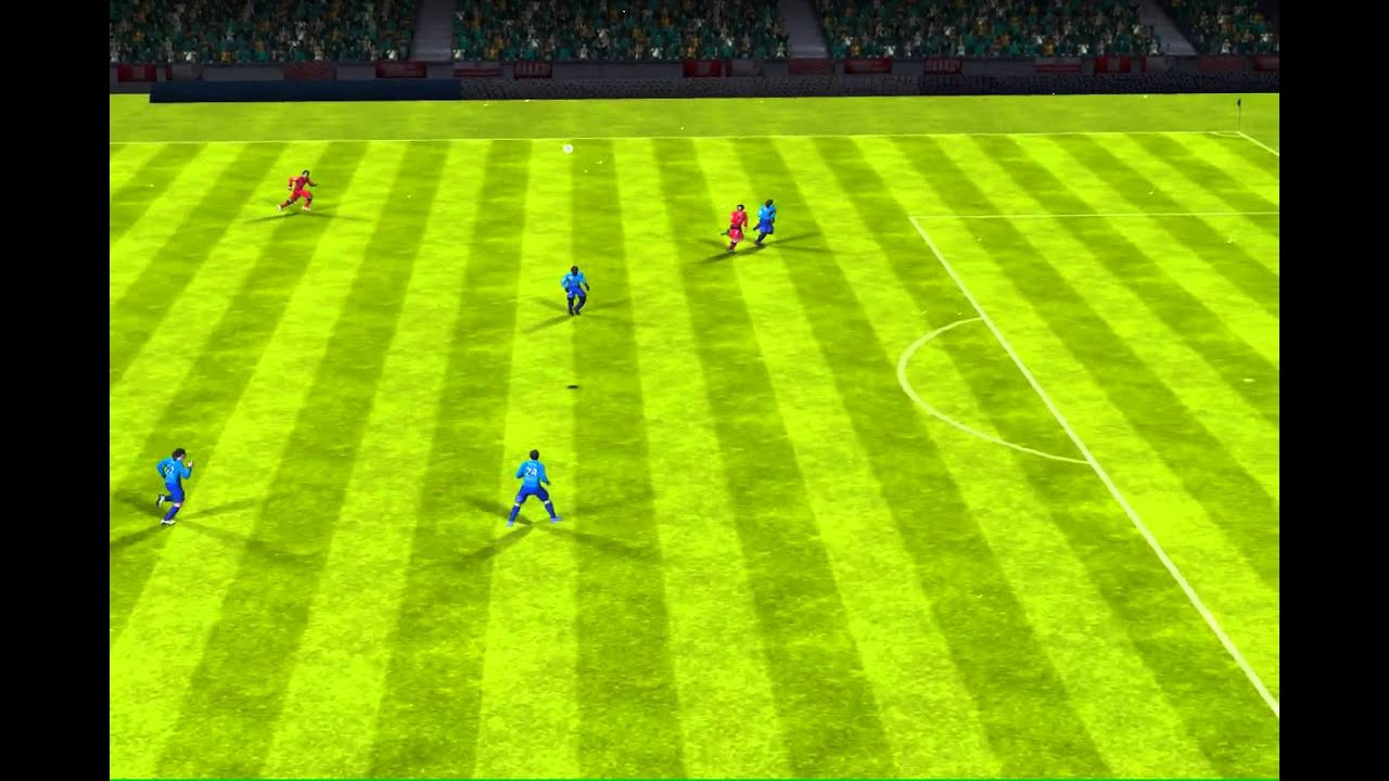 Fifa 13 Iphone Ipad Stade Brest Vs Psg Youtube