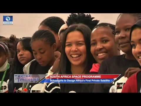 Tech Trends: S.African Schoolgirls To Design First Private Satellite