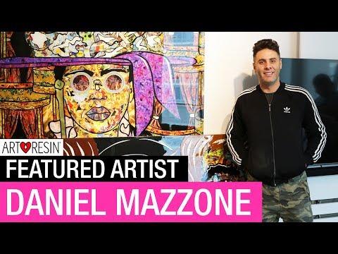 ArtResin Featured Artist - Daniel Mazzone