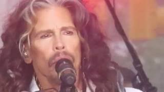 Steven Tyler - Crying - Sound Check - The Today Show - June 24, 2016