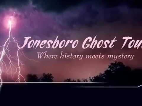 2017 Jonesboro Ghost Tour