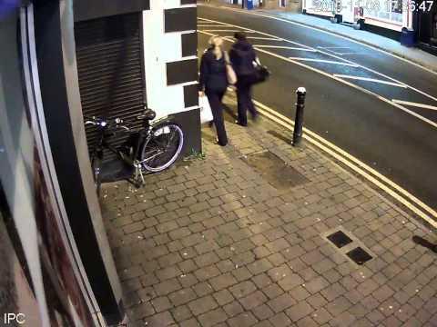 bike thief Naas Co.Kildare Ireland