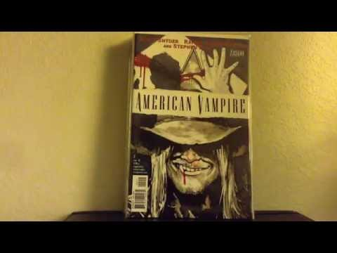 Comic Book Haul: Video # 20 - For Less Than Cover Price