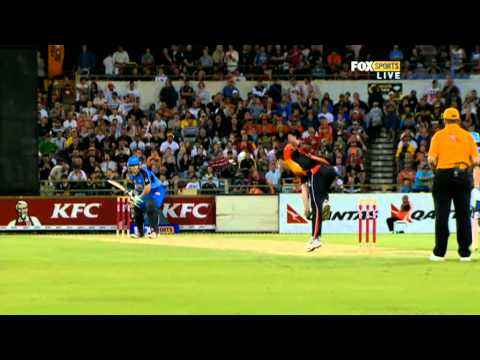 Perth Scorchers v Adelaide Strikers - Match Highlights