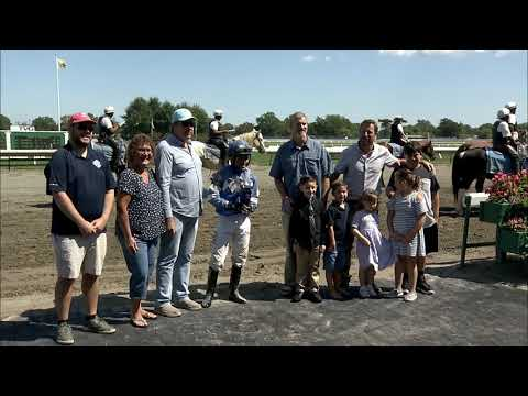 video thumbnail for MONMOUTH PARK 9-7-19 RACE 1