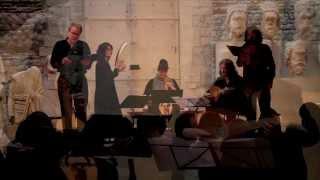 Alla francesca / Thibaut de Champagne : danse royale et chanson de croisade