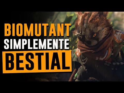 ¡EL JUEGO MAS LOCO DE ESTE 2021 YA ESTA AQUI!💥 BIOMUTANT -TODOS LOS DETALLES y Gameplay (Español)