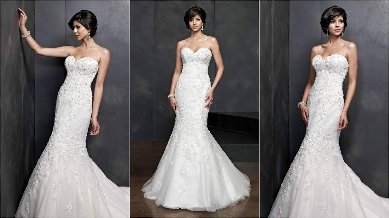 Bridal Gown Milora Unique Wedding Gown Simple Wedding: Unique Wedding Dresses