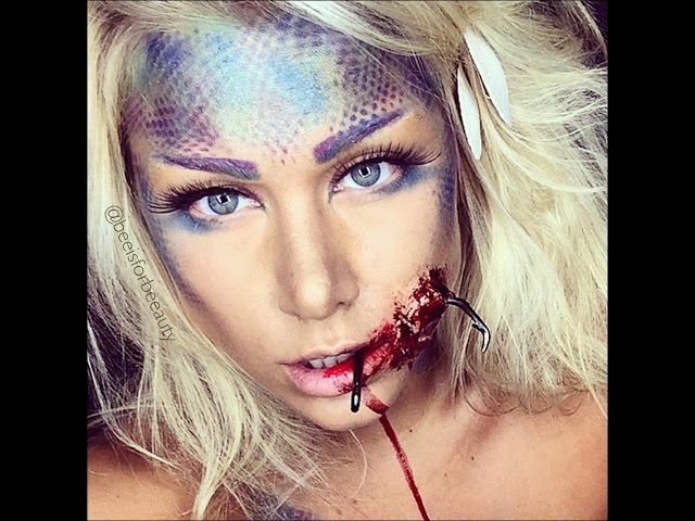 35 halloween makeup youtube tutorials how to do halloween makeup - Halloween Tutorials