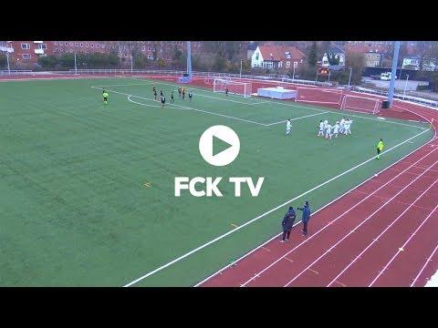 U17-Highlights: FCK 6-1 FCN
