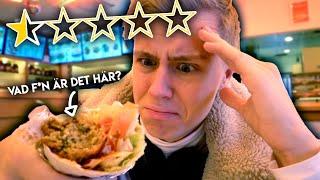 Äter på Stockholms sämsta restauranger