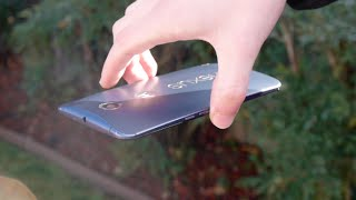 Google Nexus 6 Durability Drop Test!