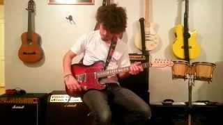 Squier Telecaster Standard Review - Fender Pickups