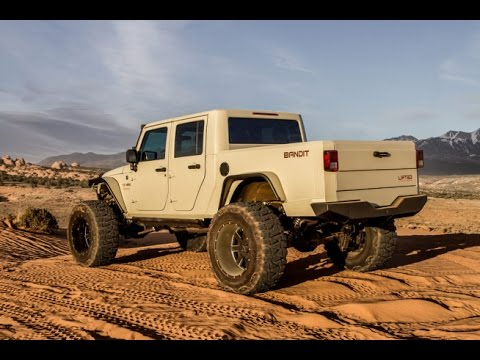 Build A Jeep >> Starwood Bandit / 7.0L Supercharged Jeep Wrangler / Wrangler Truck - YouTube
